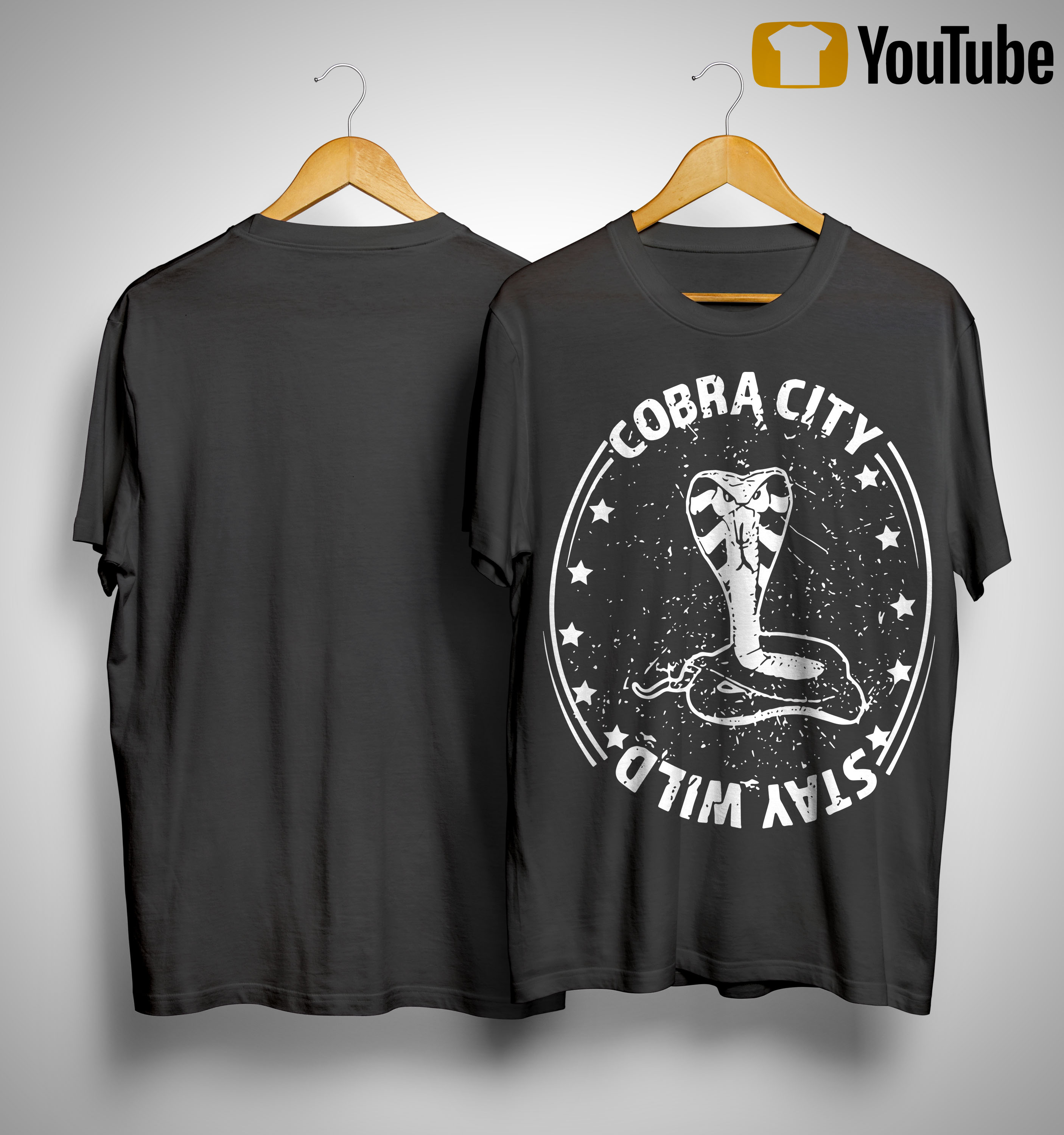 Holly Willoughby cobra city t shirt