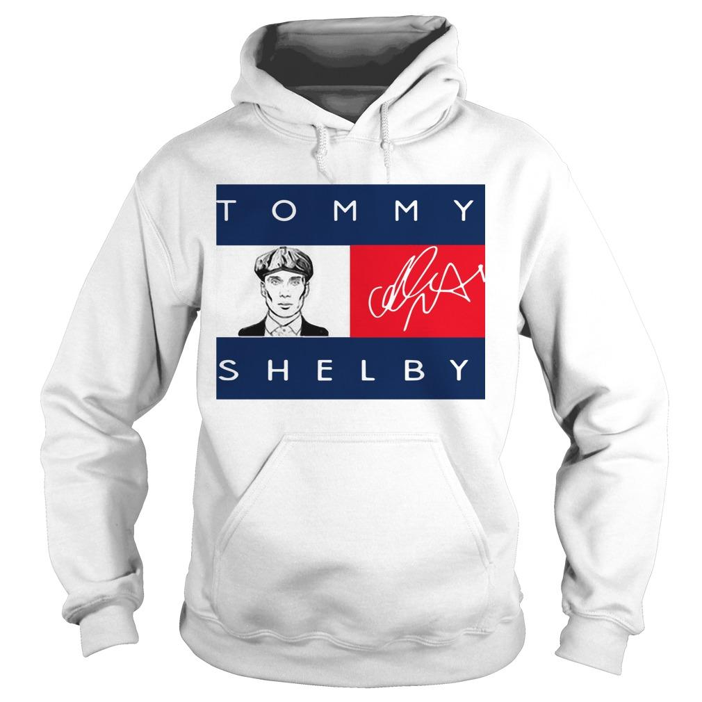 Tommy Hilfiger Peaky Blinders Tommy Shelby Signature Hoodie