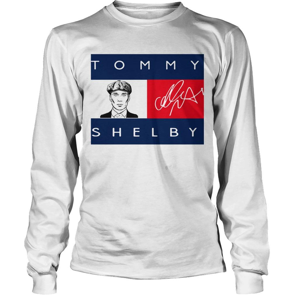 Tommy Hilfiger Peaky Blinders Tommy Shelby Signature Longsleeve