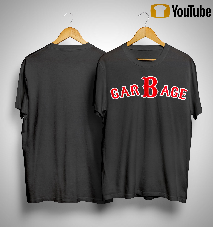 Big Nick Turturro Boston Garbage Shirt