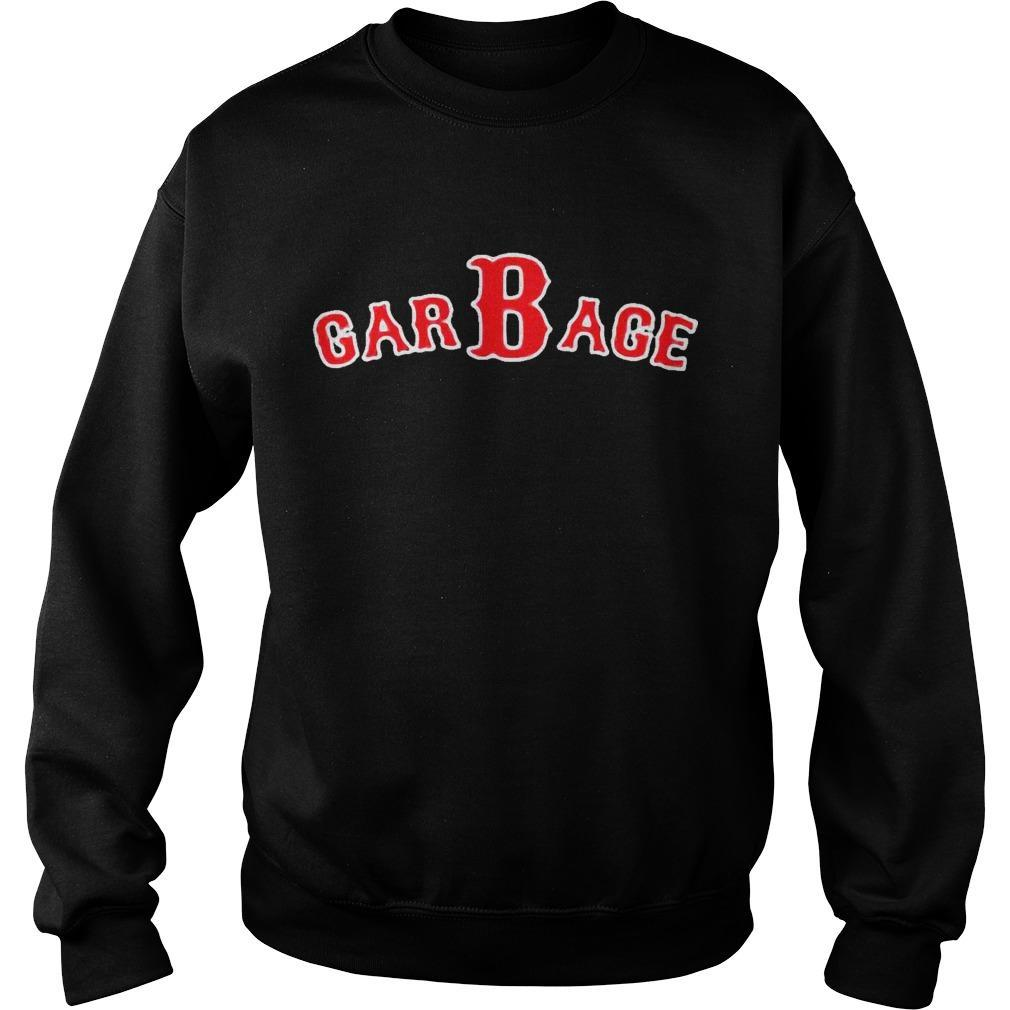 Big Nick Turturro Boston Garbage Sweater