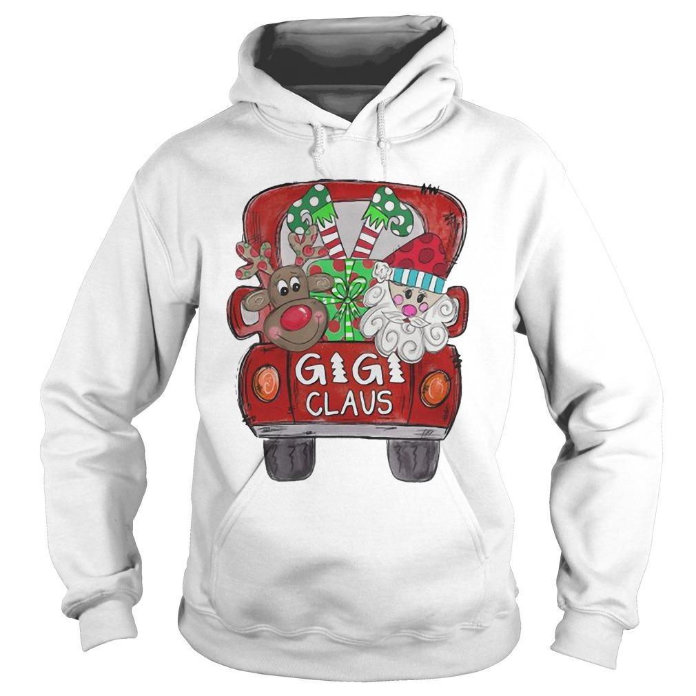 Christmas Gigi Claus Hoodie