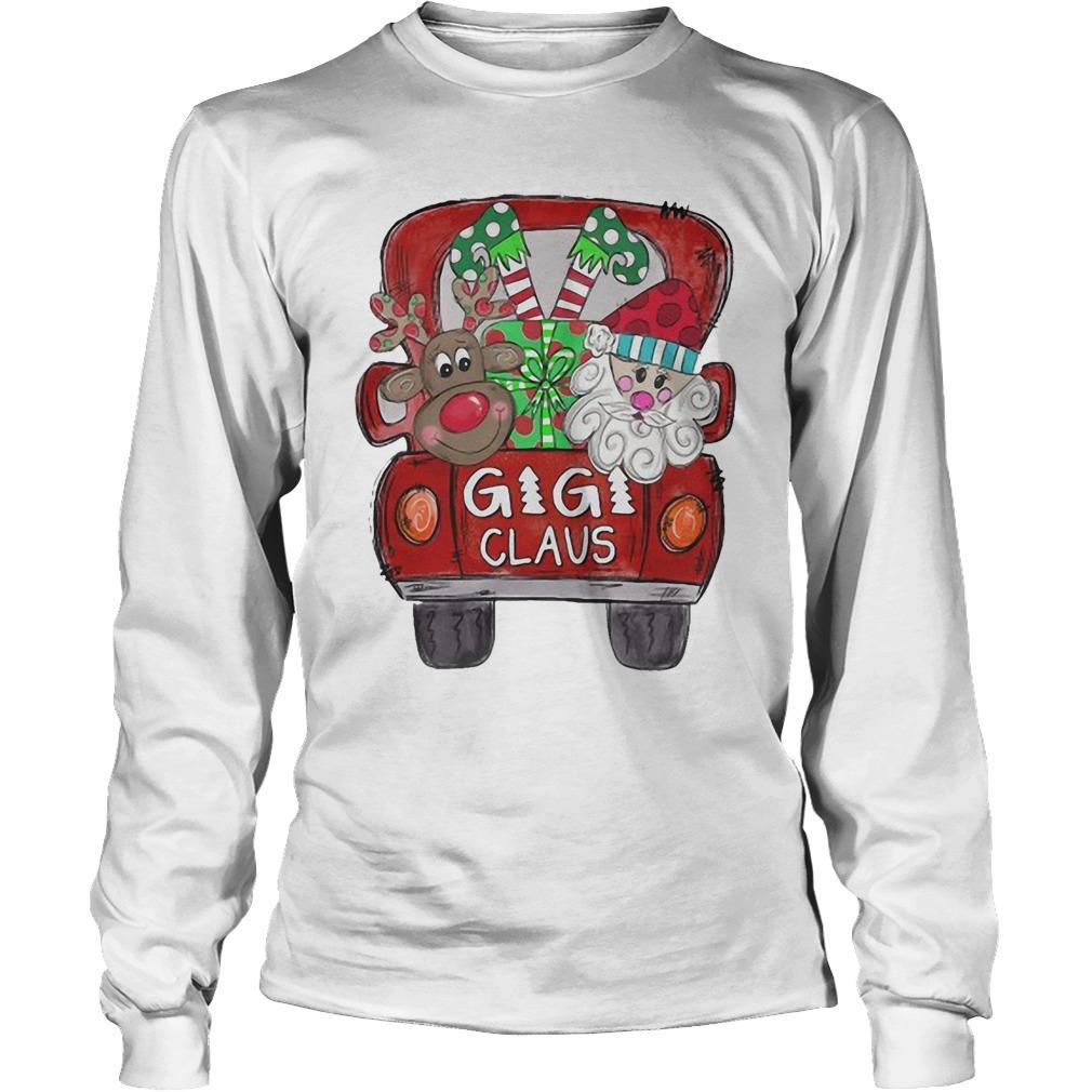 Christmas Gigi Claus Longsleeve