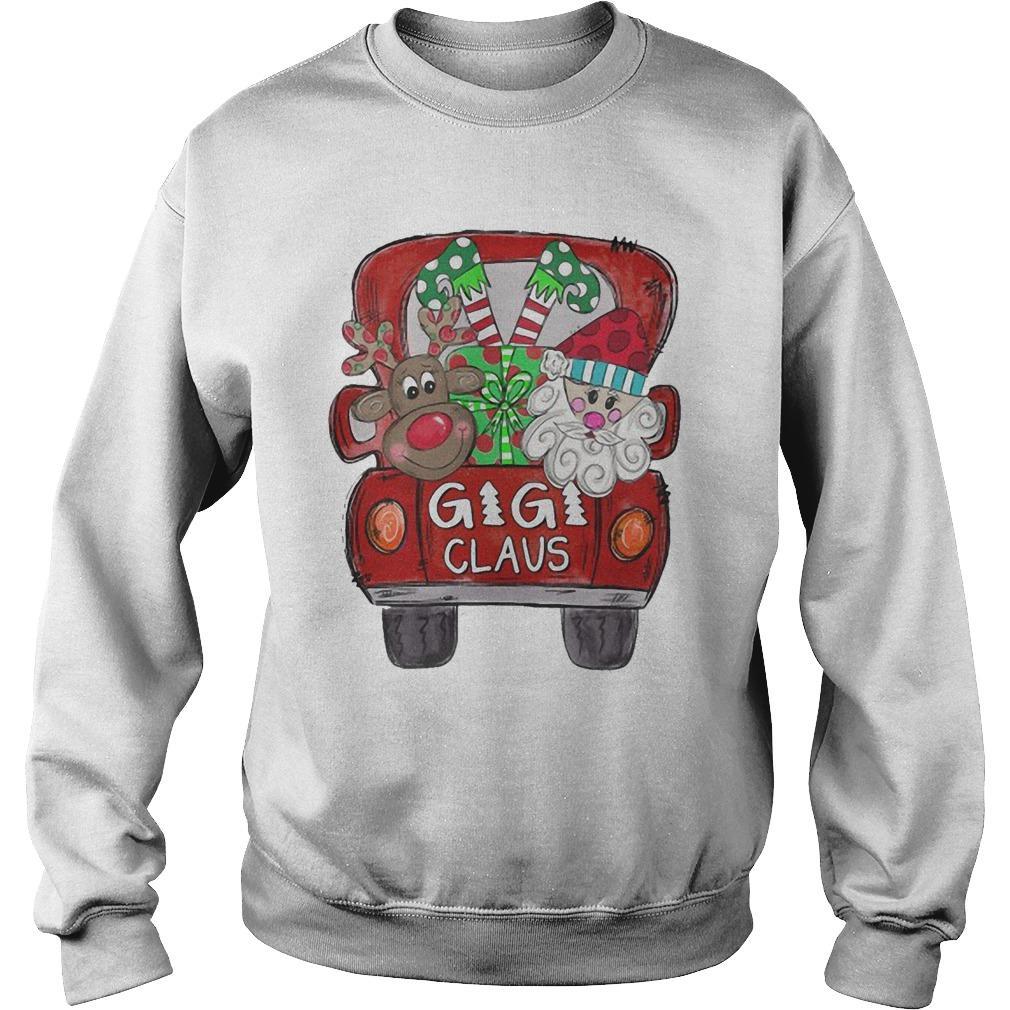 Christmas Gigi Claus Sweater