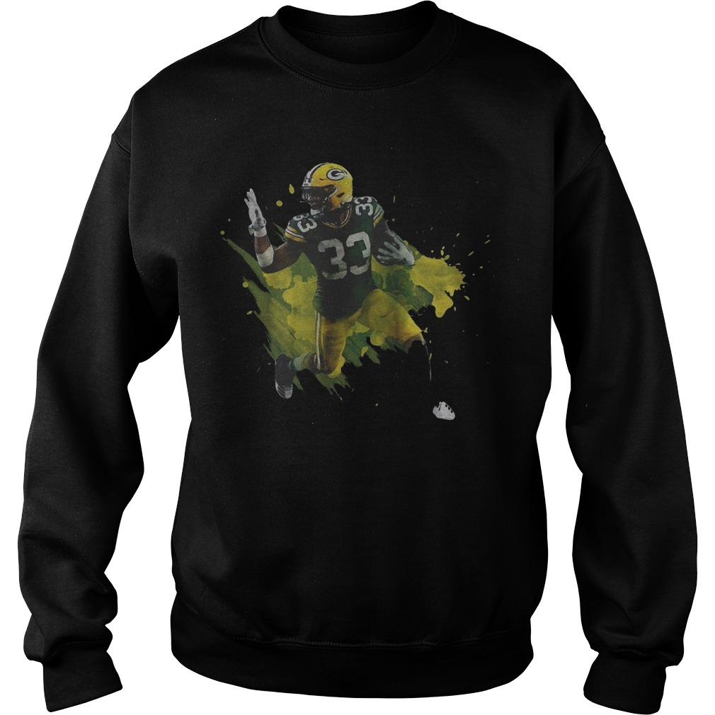 Green Bay Packers Running Back Aaron Jones T Sweater
