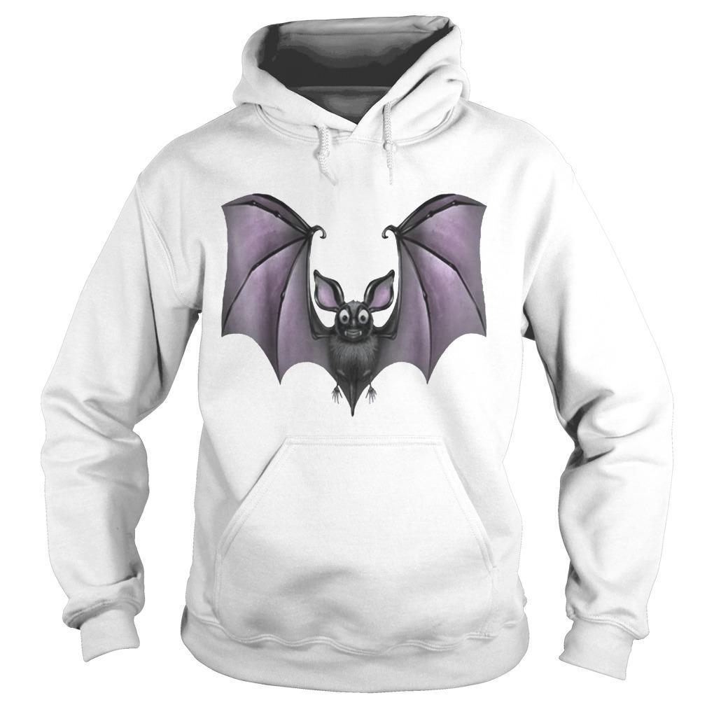 Halloween Original Cute Bat Hoodie