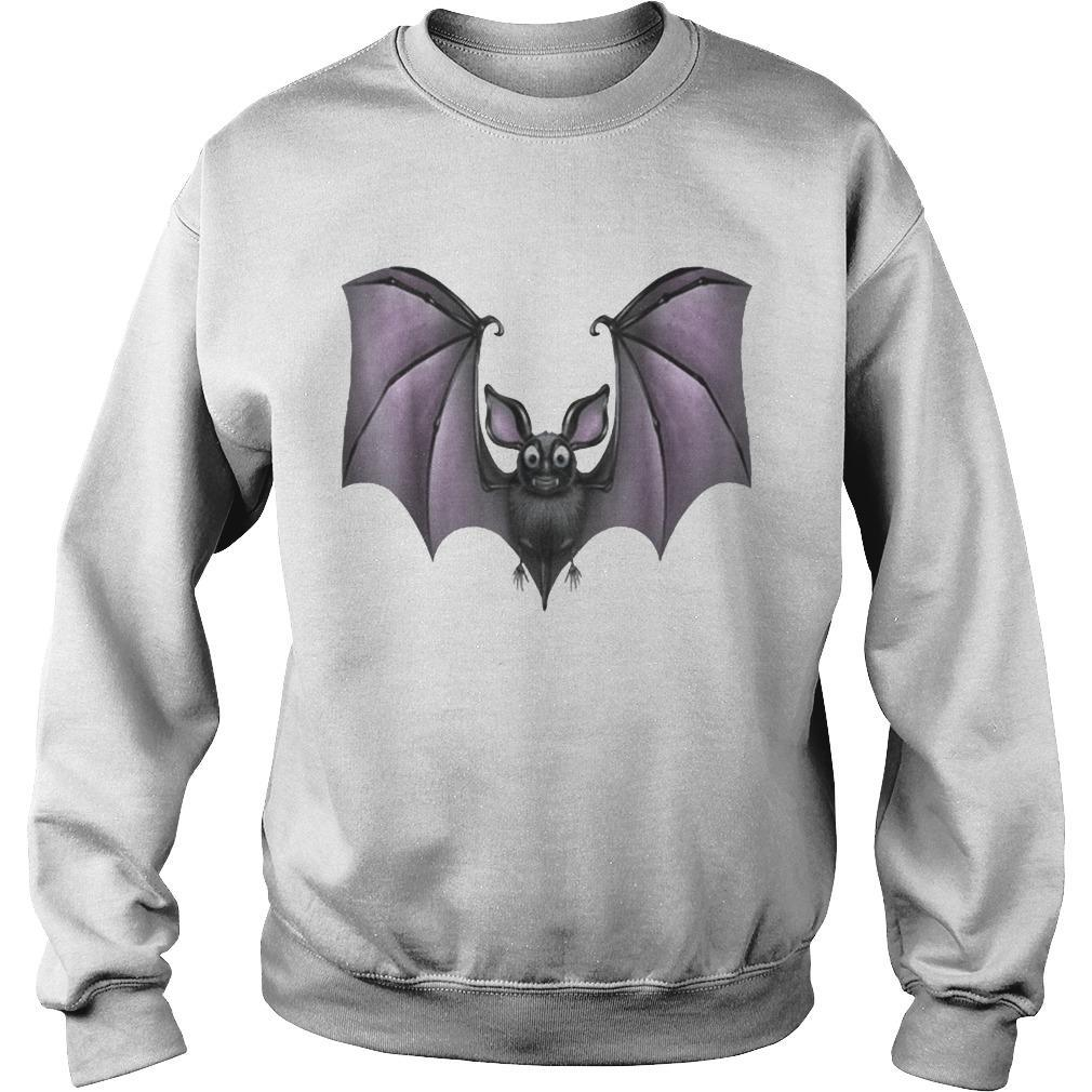 Halloween Original Cute Bat Sweater