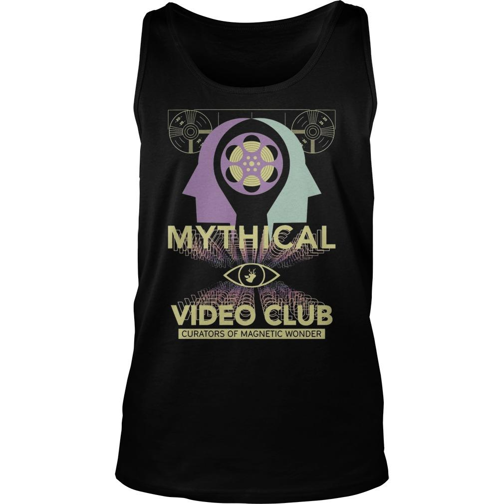 Mythical Video Club Curators Of Magnetic Wonder Tank Top