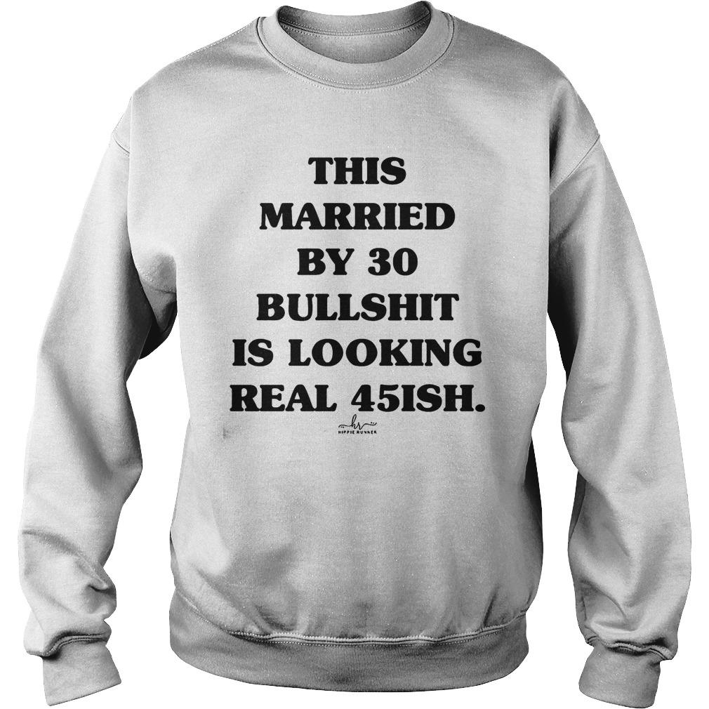 This Married By 30 Bullshit Is Looking Real 45ish Sweater