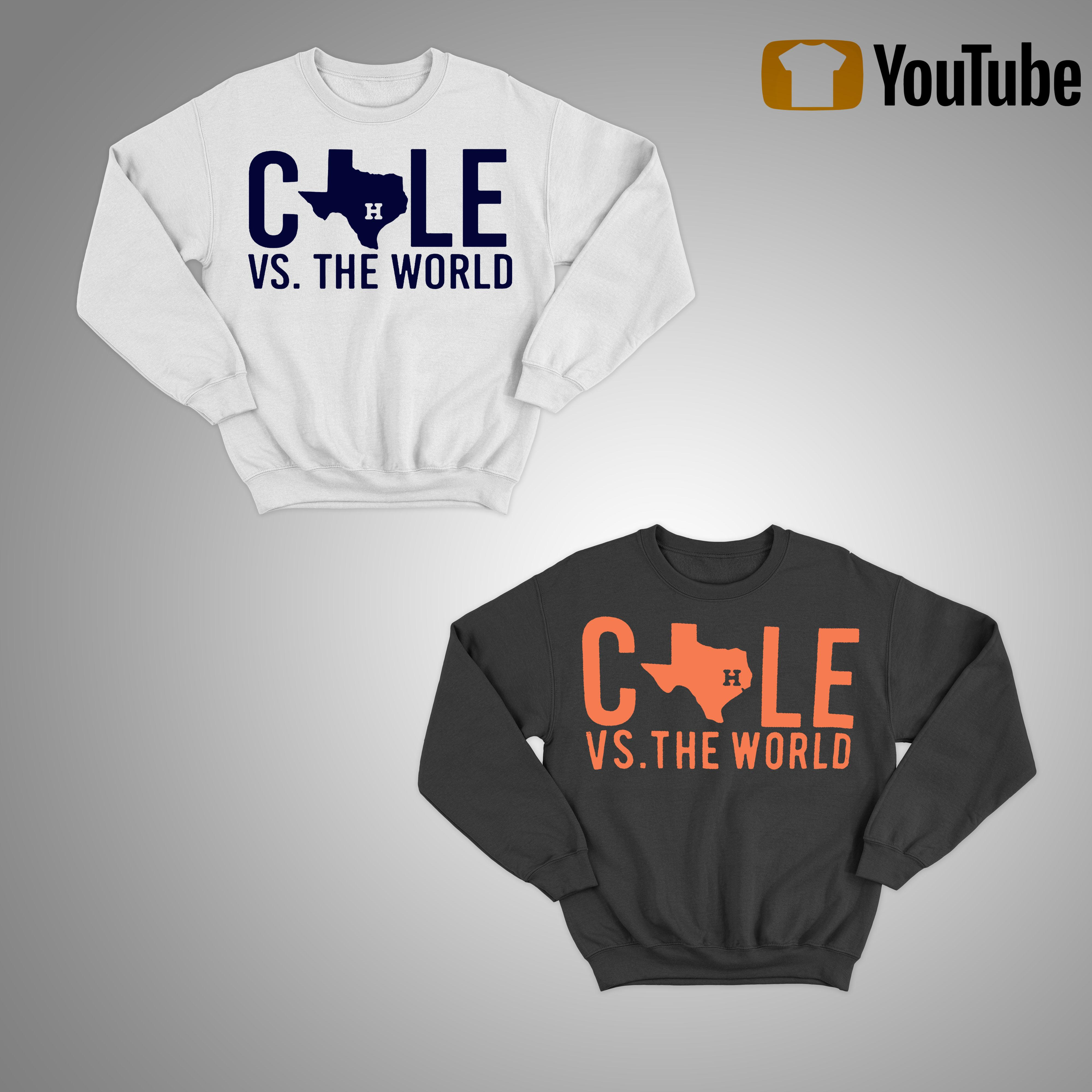 Verlander Cole 2019 Sweater