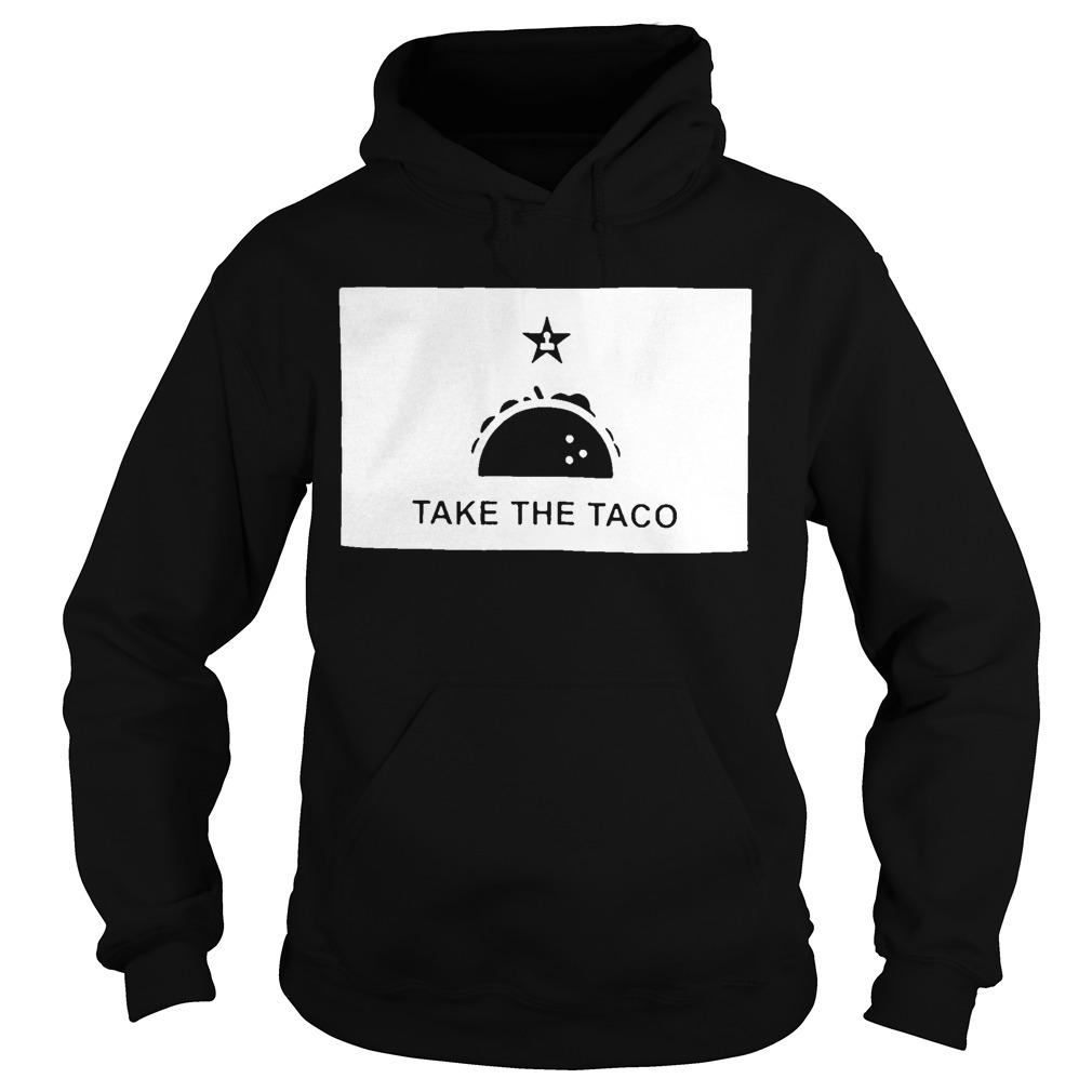 Achievement Hunter Take The Taco Hoodie