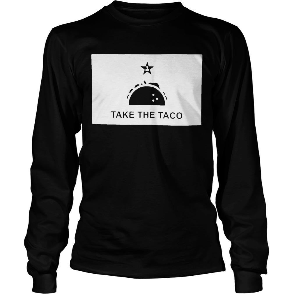 Achievement Hunter Take The Taco Longsleeve