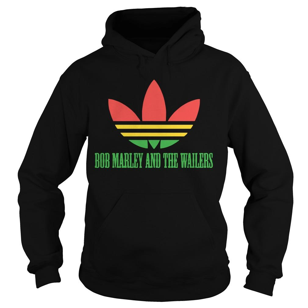 Adidas Bob Marley And The Wailers Hoodie