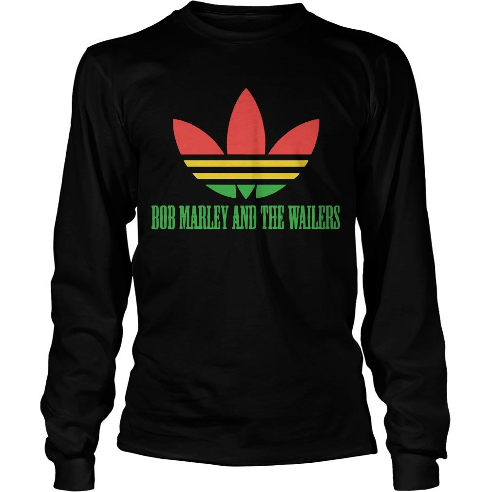 Adidas Bob Marley And The Wailers Longsleeve