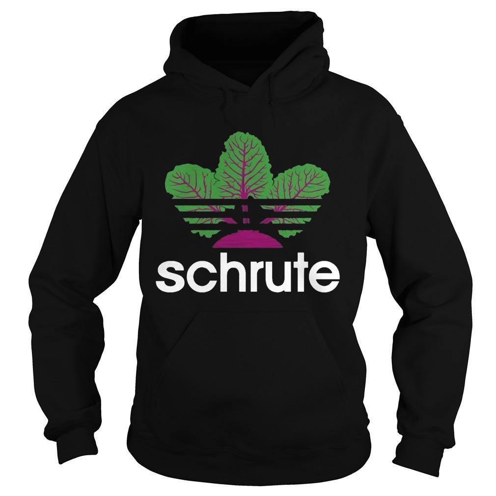 Adidas Schrute Logo Hoodie