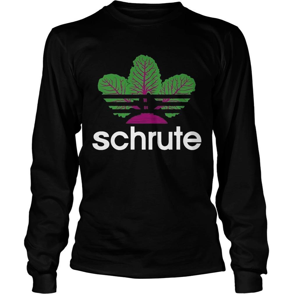Adidas Schrute Logo Longsleeve