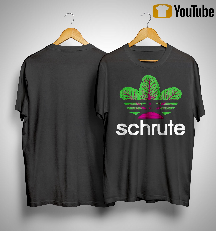 Adidas Schrute Logo Shirt