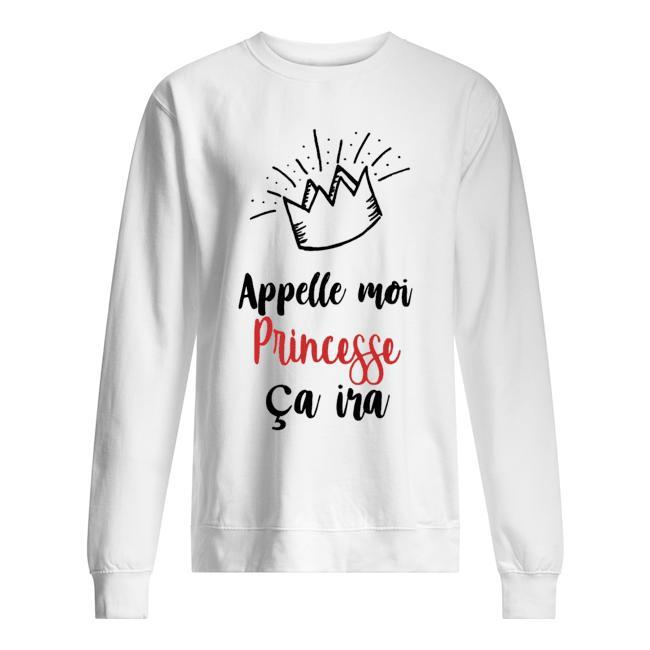 Appelle Moi Princess Ca Ira Sweater