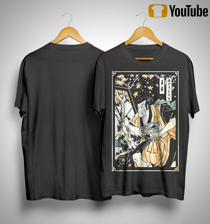 Artist Samurai Shirt