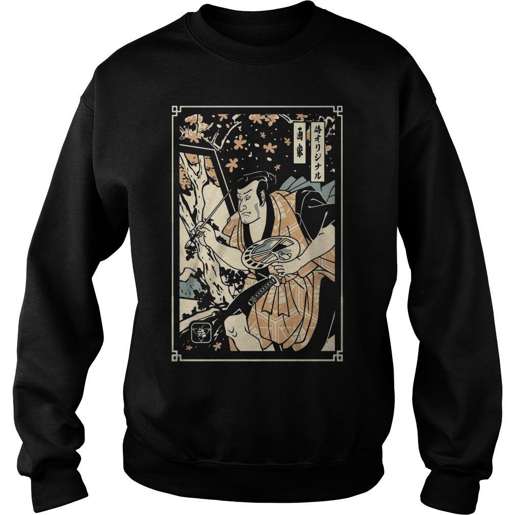 Artist Samurai Sweater
