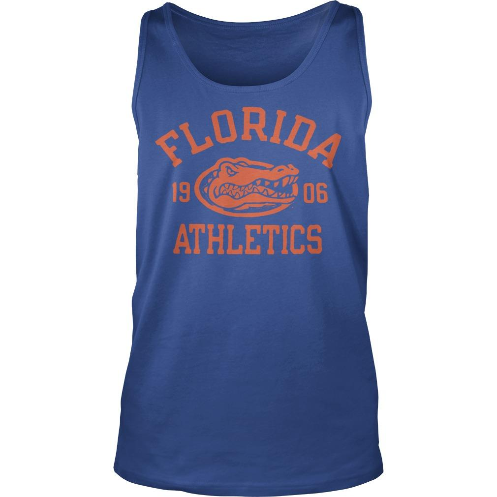 Blue In Football Tank Top