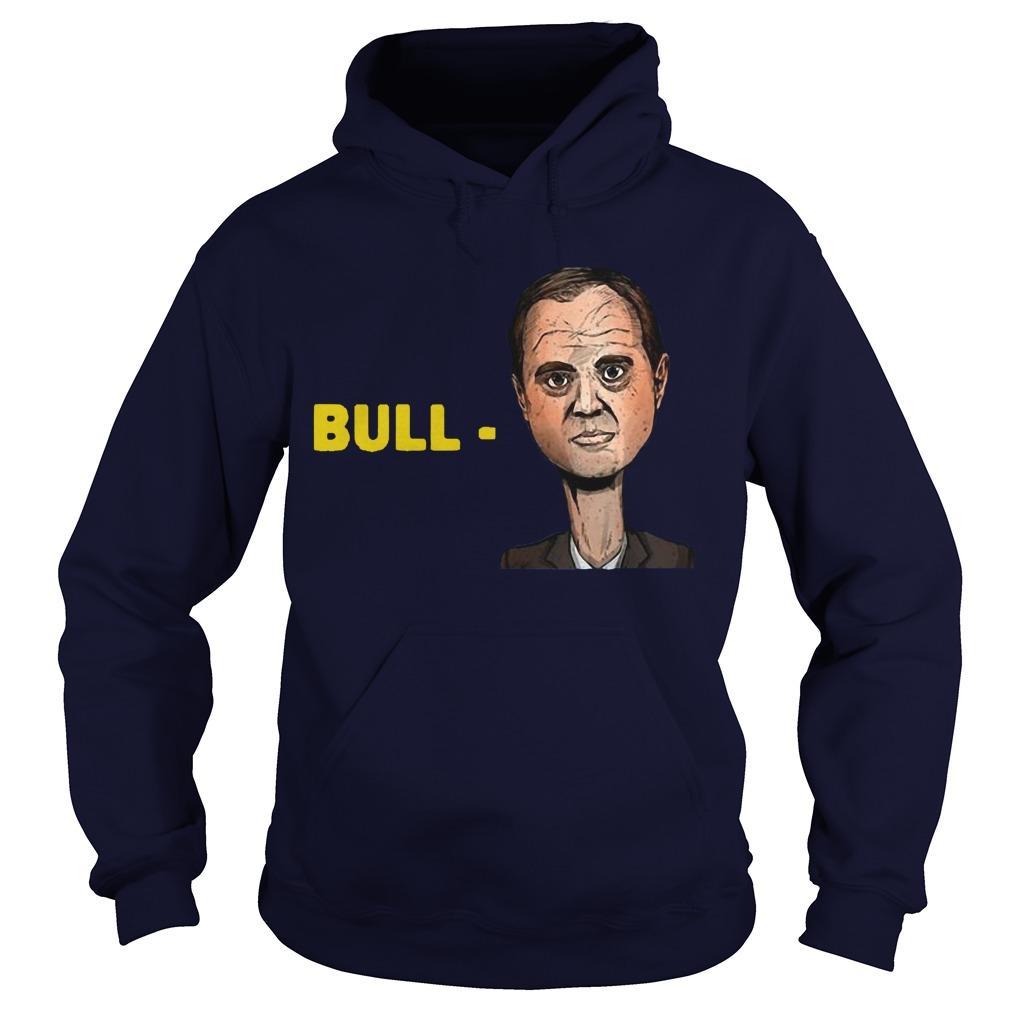 Bull Schiff Tee Hoodie