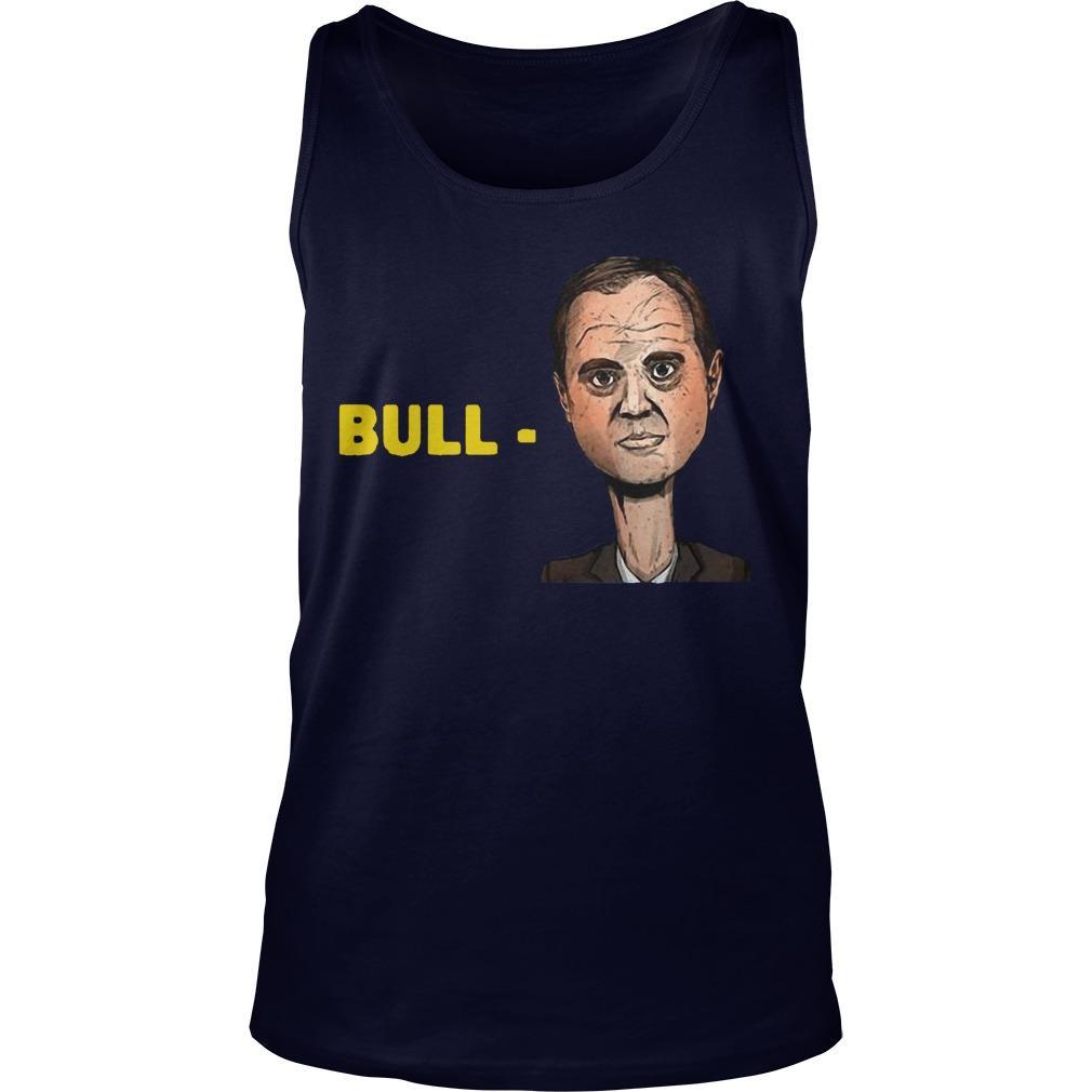 Bull Schiff Tee Tank Top