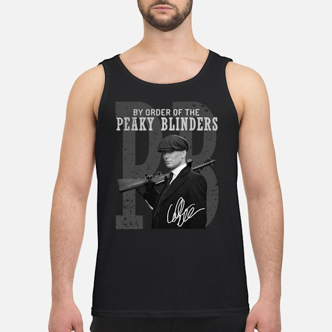 By Order Of The Peaky Blinders Signature Tank Top