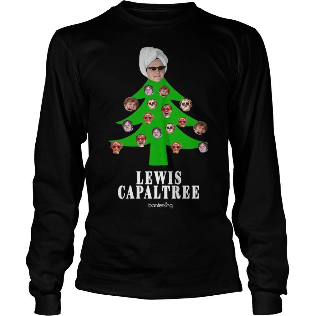 Christmas Lewis Capaltree Longsleeve