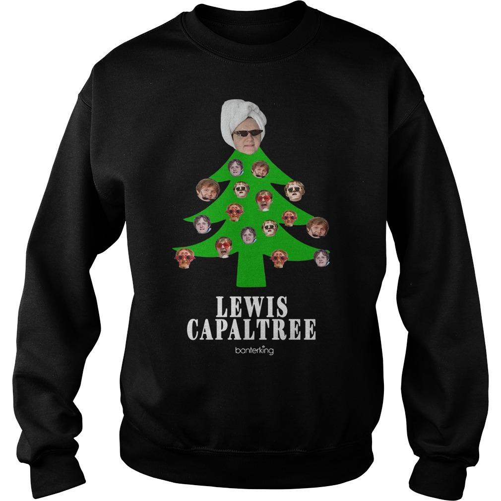 Christmas Lewis Capaltree Sweater