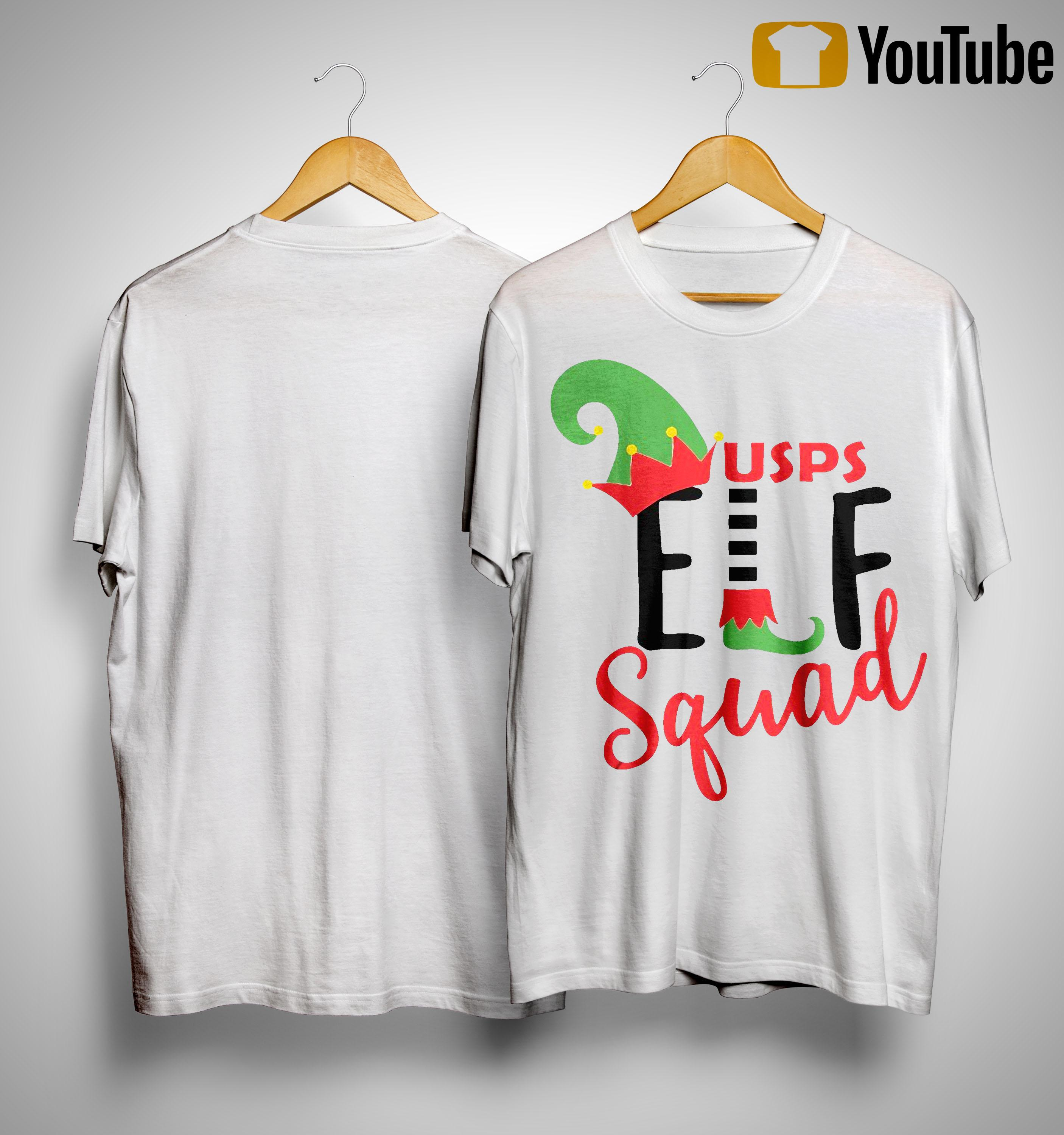 Elf Ups Squad Shirt