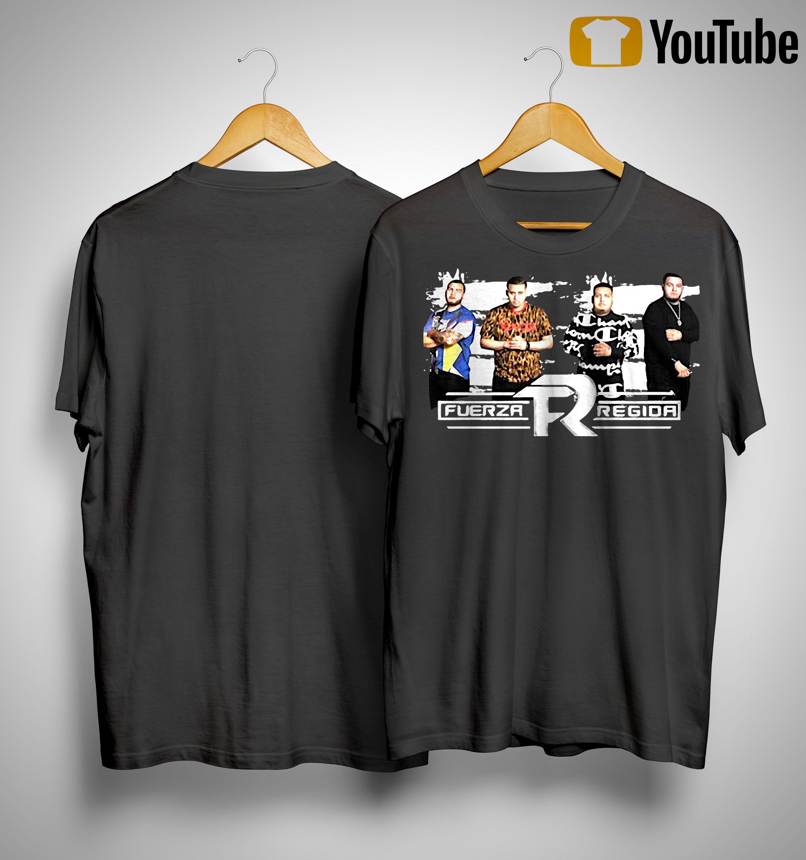 Fuerza Regida Shirt