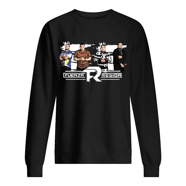 Fuerza Regida Sweater