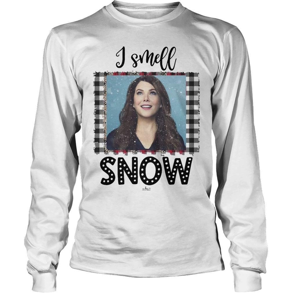 Gilmore Girls I Smell Snow Longsleeve