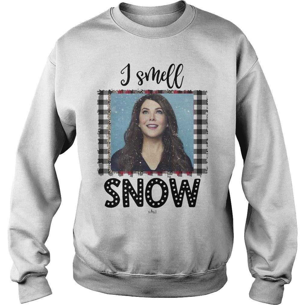 Gilmore Girls I Smell Snow Sweater