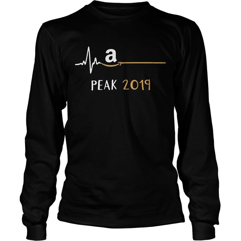 Heartbeat A Peak 2019 Longsleeve