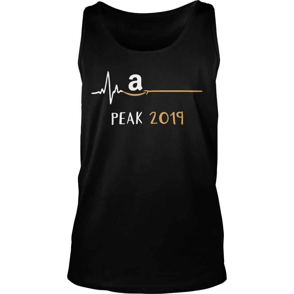 Heartbeat A Peak 2019 Tank Top
