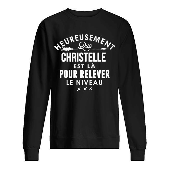 Heureusement Que Mimi Est Là Pour Relever Le Niveau Sweater