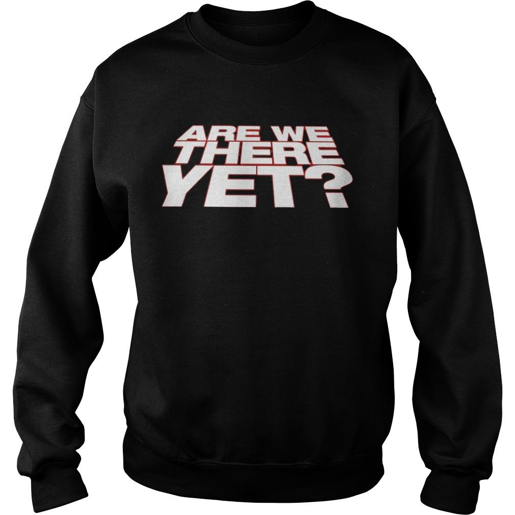 Ice Cube Are We There Yet Sweater
