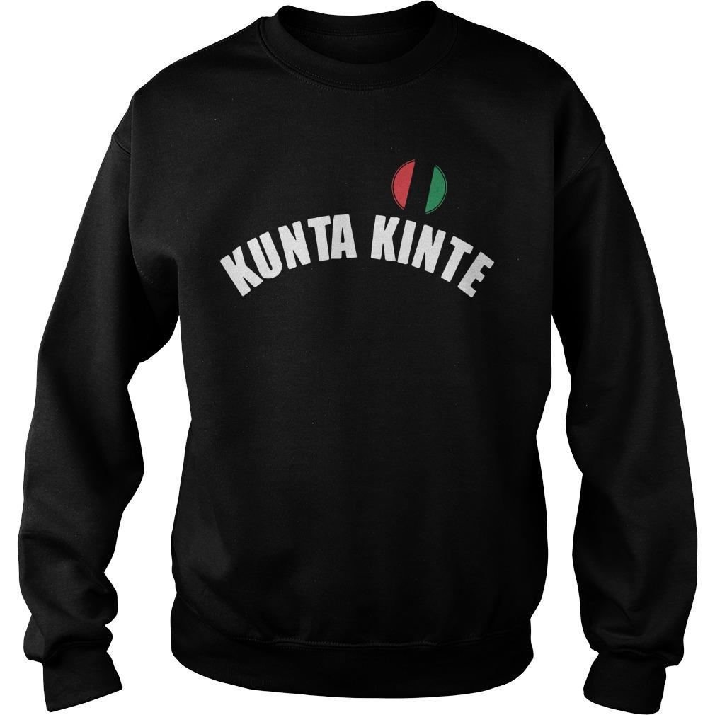 Kunta Kinte Colin Kaepernick Sweater