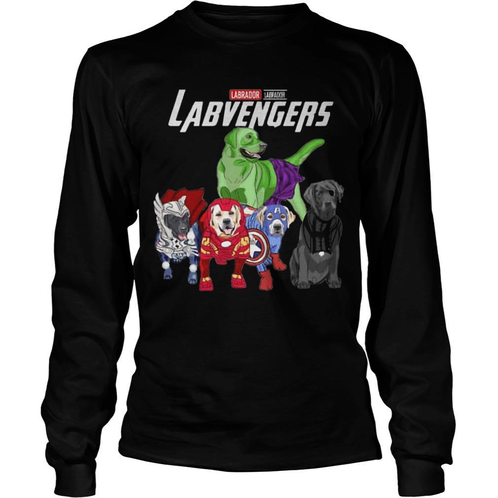 Labrador Labvengers Longsleeve