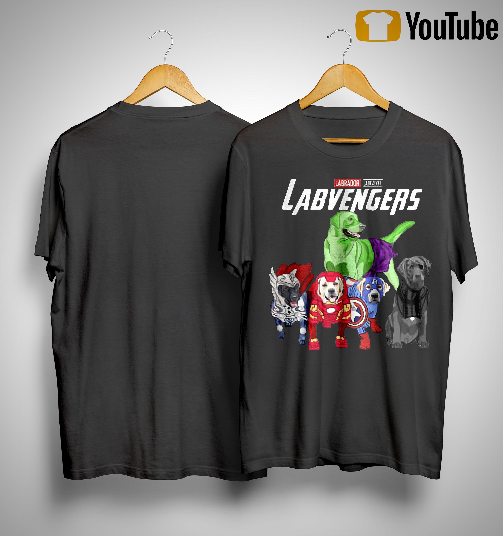 Labrador Labvengers Shirt