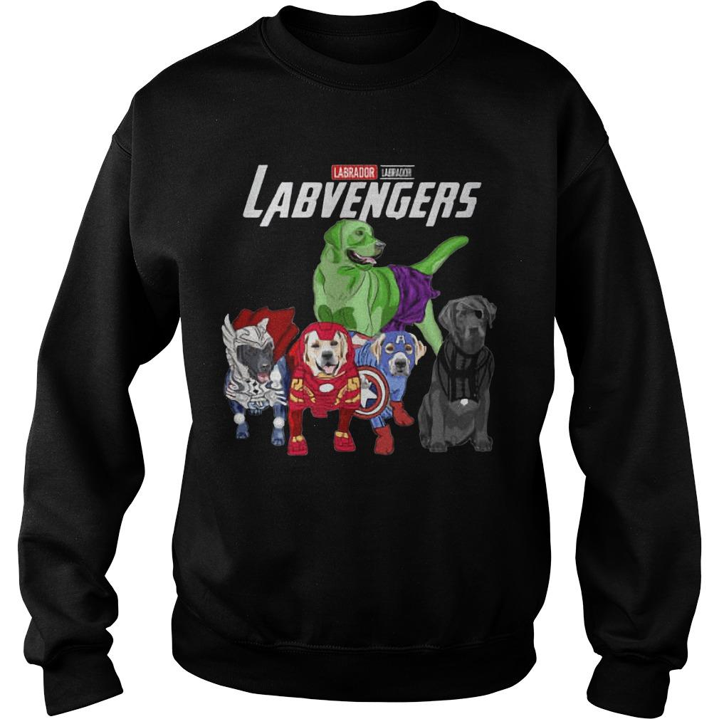 Labrador Labvengers Sweater