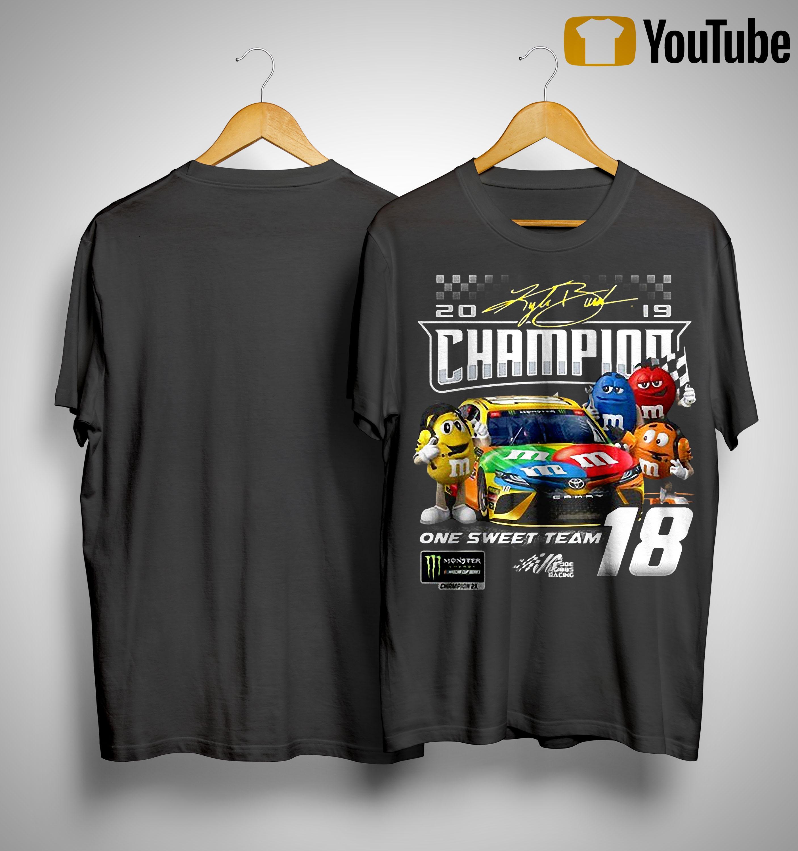 M&m One Sweet Team Champion Shirt