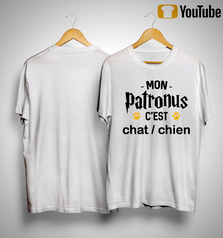 Mon Patronus C'est Noisette Shirt
