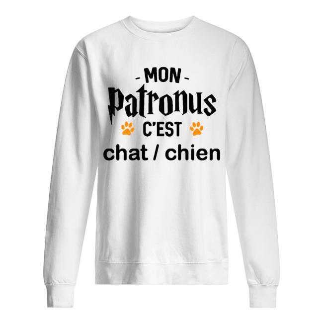 Mon Patronus C'est Noisette Sweater