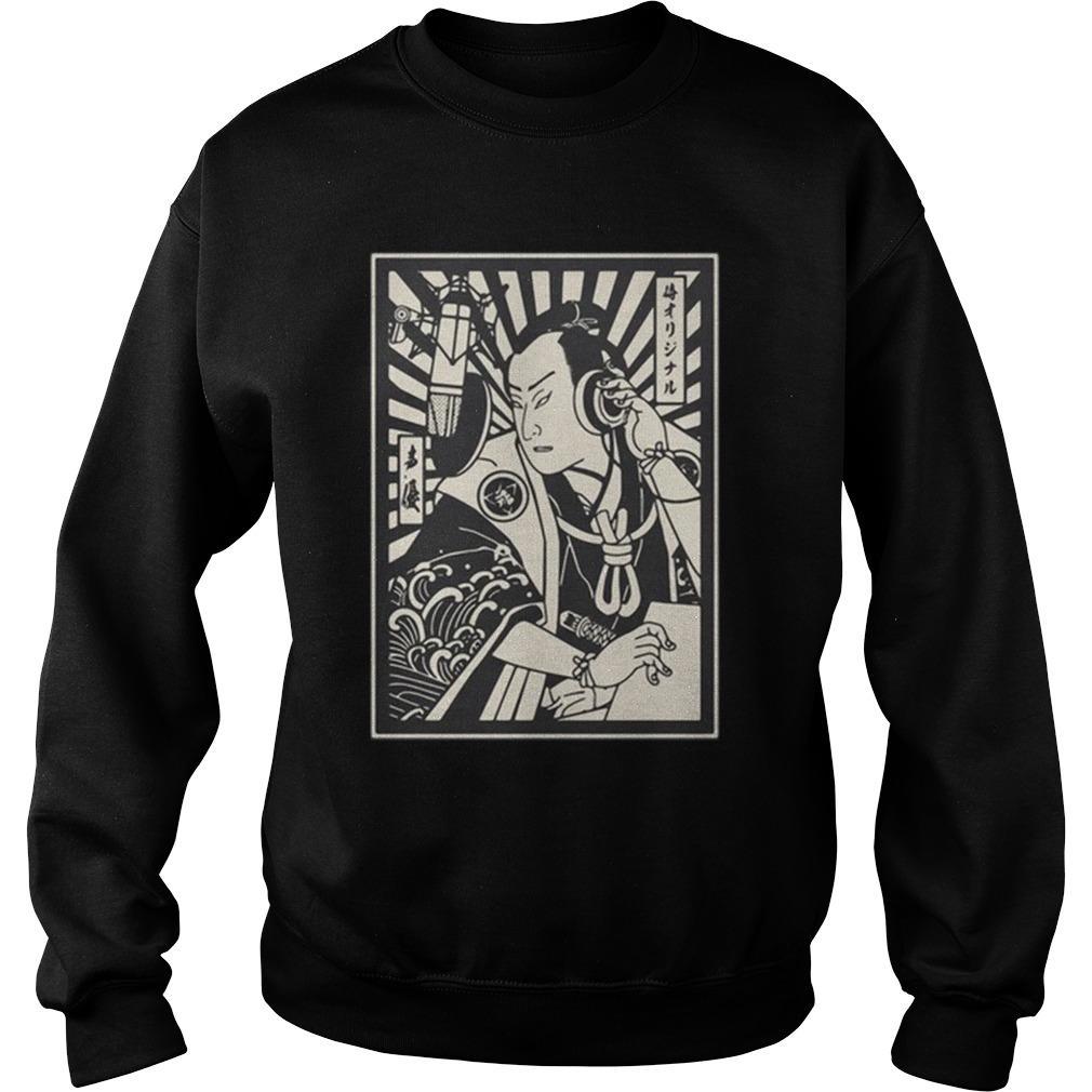 Samurai Recording Studios Sweater