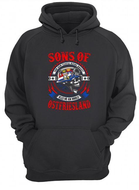 Sons Of Ostfriesland Vor Dem Teufel Keine Angst Hoodie