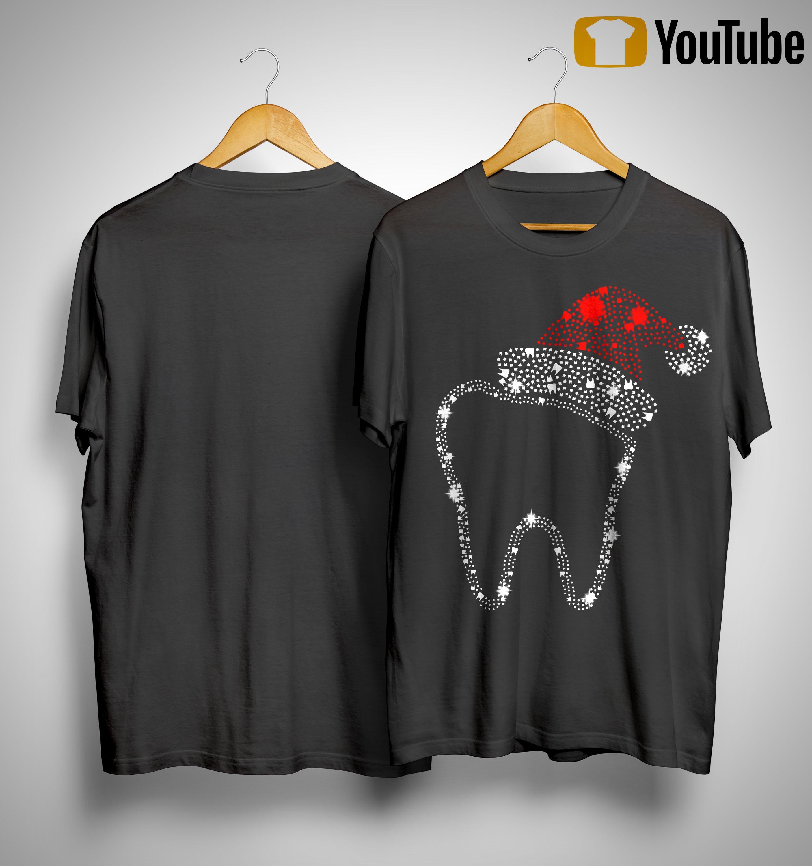 Teeth Christmas Shirt