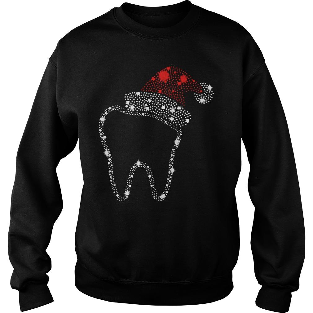 Teeth Christmas Sweater